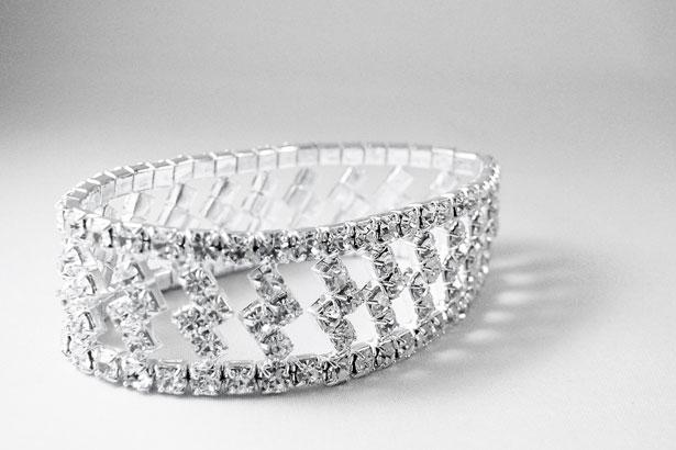 Bracelet en diamants